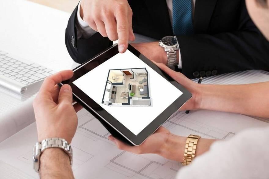 Покупка квартиры онлайн