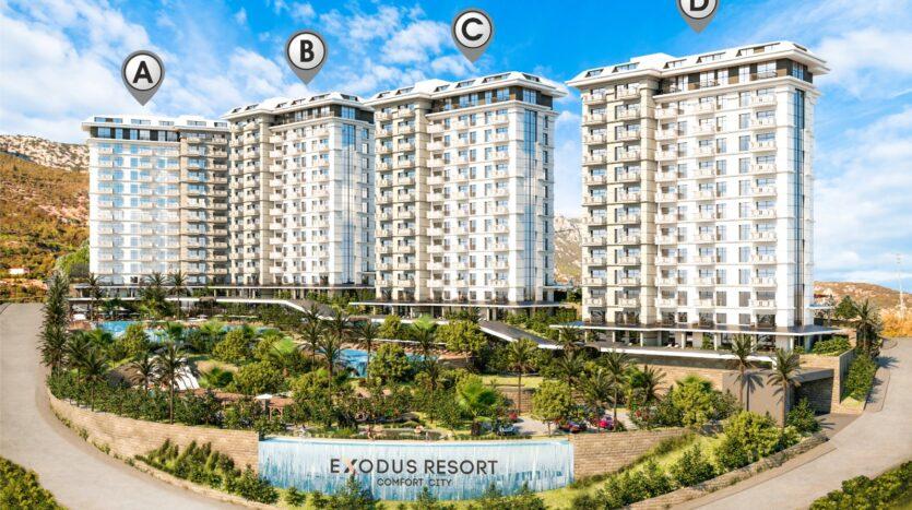Exodus Comfort City